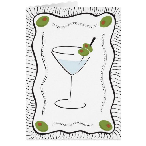 Tarjeta de Martini