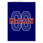 Tarjeta de McCain '08