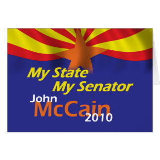 Tarjeta de McCain 2010