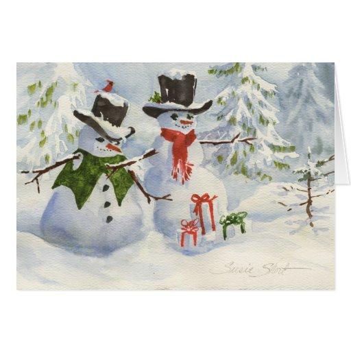 Tarjeta de Navidad 09CCS2-10