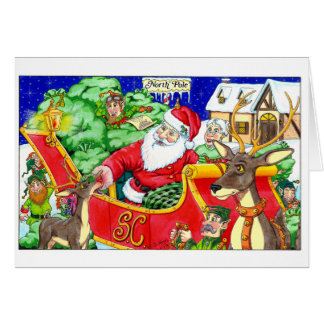 Tarjeta de Navidad # 14