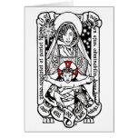 Tarjeta de Navidad 2014: Una Virgen concebirá