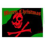 tarjeta de Navidad alegre de Rogelio