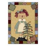 Tarjeta de Navidad: Alegrías simples Annie