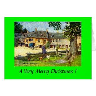 Tarjeta de Navidad - Arrumage-en--Wold