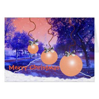 Tarjeta de Navidad Greeting Card