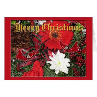 Tarjeta de Navidad de Butterfairy