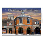 Tarjeta de Navidad de High Wycombe