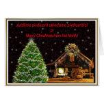 Tarjeta de Navidad de Inupik