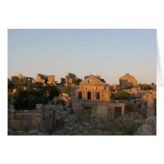 Tarjeta de Navidad de James Foley - Alepo