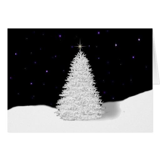 Tarjeta de Navidad de la conmemoración del día de