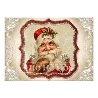 Tarjeta de Navidad de la foto de San Nicolás del Anuncio