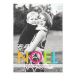 Tarjeta de Navidad de NOEL el | Comunicados Personalizados
