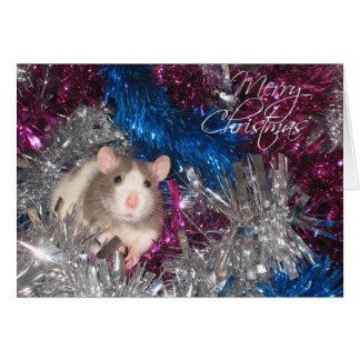 Tarjeta de Navidad del RCT Suzy
