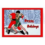 tarjeta de Navidad del tangopassion