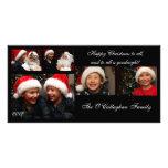Tarjeta de Navidad - felices Navidad a todos… Tarjetas Con Fotos Personalizadas