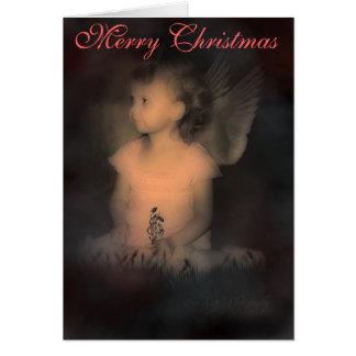 Tarjeta de Navidad para privado
