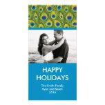 Tarjeta de Navidad Tarjeta Con Foto Personalizada