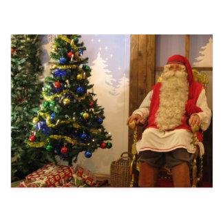 Tarjeta de Navidad Tarjeta Postal