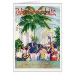 Tarjeta de nota de la vida #16 del Palm Beach