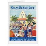 Tarjeta de nota de la vida #8 del Palm Beach