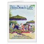 Tarjeta de nota de la vida #9 del Palm Beach