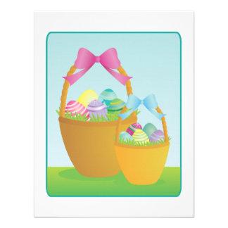 Tarjeta de nota de Pascua Comunicados Personales