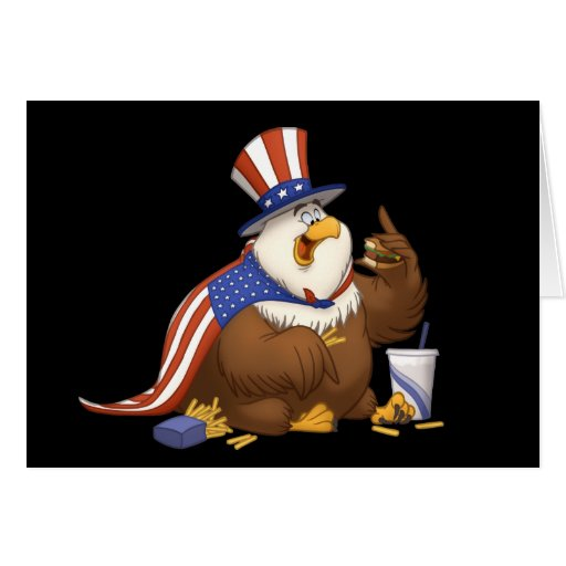 Tarjeta de nota gorda de American Eagle