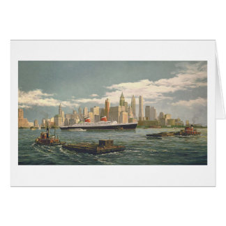 Tarjeta de Paul McGehee Nueva York