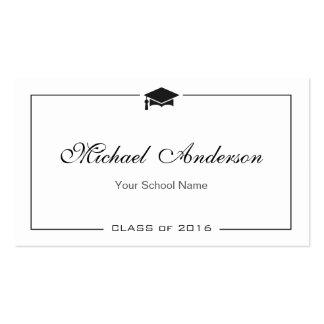 Tarjetas de visita Graduadas | Zazzle.com