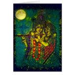 Tarjeta de Radha Krishna1