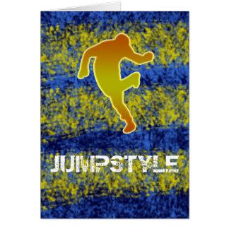 Tarjeta de regalo de Jumpstyle