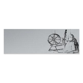 Tarjeta de regalo de los calceteros 5 plantillas de tarjeta de negocio