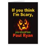 Tarjeta de Ryan Halloween