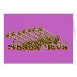 Tarjeta de Shana Tova