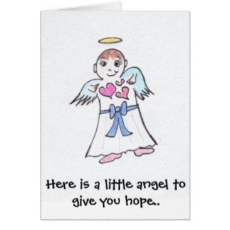 Tarjeta de Suport de la esperanza