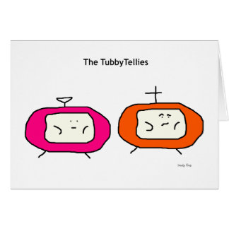 Tarjeta de TubbyTellies