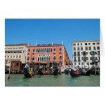 Tarjeta de Venecia, Italia