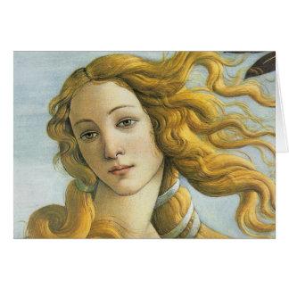 Tarjeta de Venus (detalle)