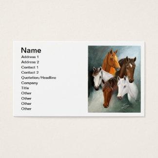 Tarjeta de visita, 12 líneas de escritura tarjetas de visita