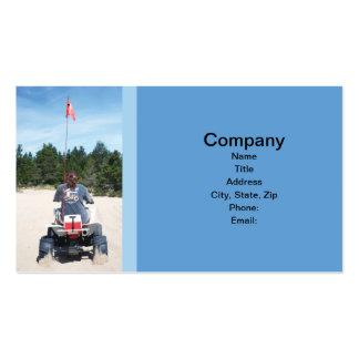 Tarjeta de visita de ATV Company