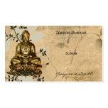Tarjeta de visita de Budda