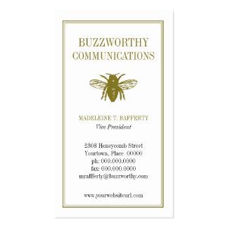 Tarjeta de visita de Buzzworthy