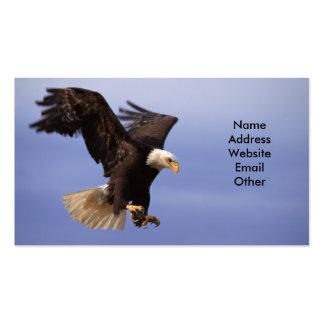 Tarjeta de visita de Eagle