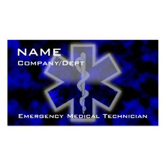 Tarjeta de visita de EMT