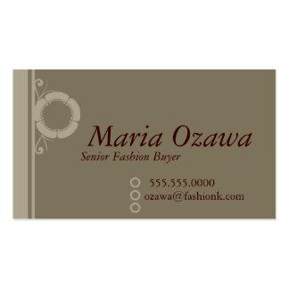 Tarjeta de visita de Gourinkutsuwa