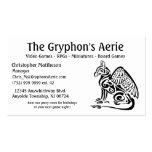 Tarjeta de visita de Gryphon