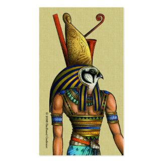 Tarjeta de visita de Horus