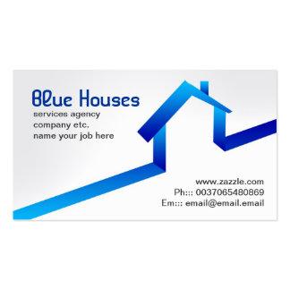 tarjeta de visita de la casa