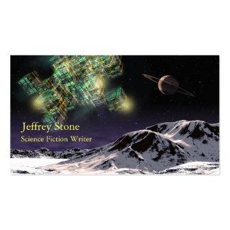 Tarjeta de visita de la ciencia ficción